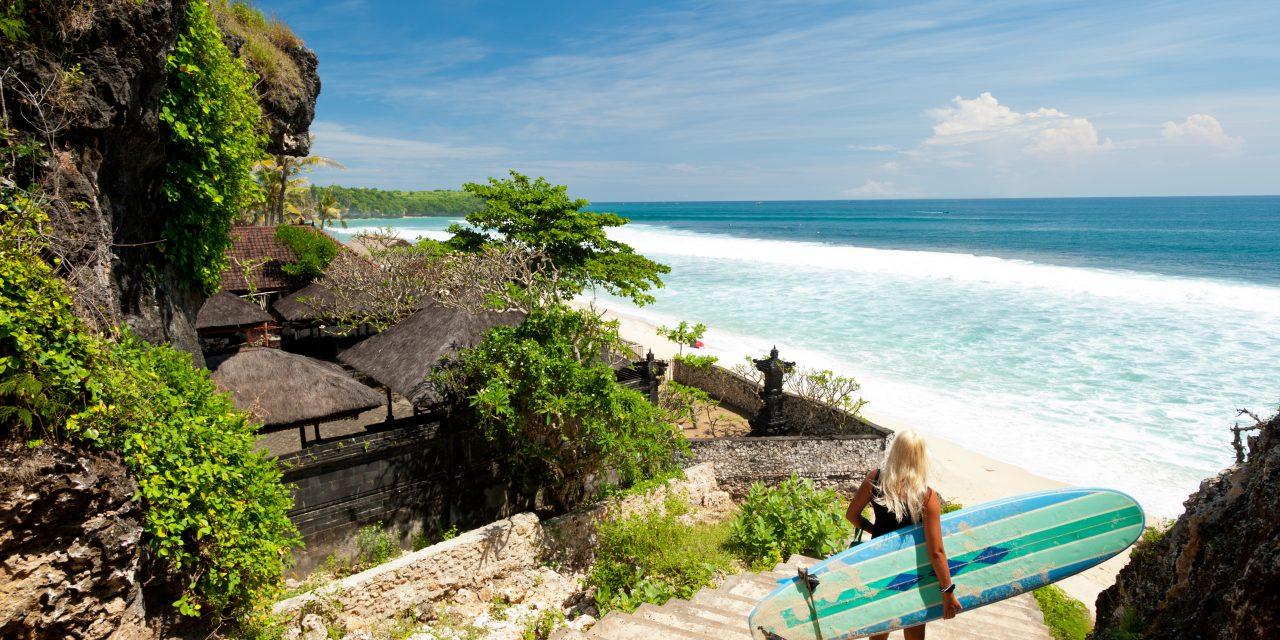 Top Surf Retreats In Bali