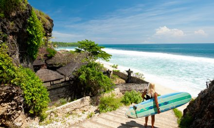 Top Surf Retreats In Bali