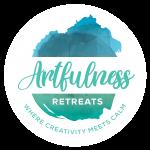 Create & Meditate Retreat Logo - Retreat Me Happy